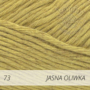 Soft Linen Mix 73 jasna oliwka