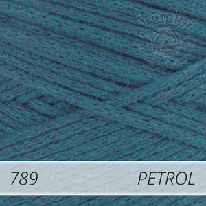 Macrame Cotton 789 petrol