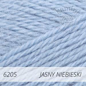 Alpaca 6205 jasny niebieski
