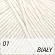 Jeans 01 biały