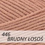 Cotton Gold 446 brudny łosoś