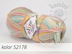 Cotton Gold Plus Multicolor 52178