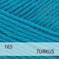 Universa 165 turkus