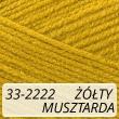 Kotek 33-2222 musztarda