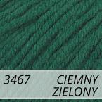 Baby Cotton 3467 ciemny zielony