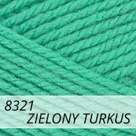Bravo 8321 zielony turkus