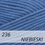 Cotton Gold 236 niebieski