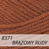Bravo 8371 brązowy rudy
