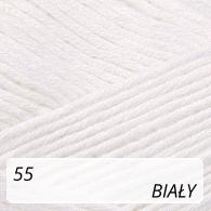 Bella 55 biały