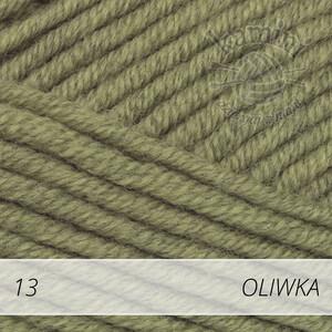 Big Merino 13 oliwka