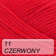 Supreme Cotton 11 czerwony