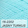 Kocurek 16-2202 jasny turkus