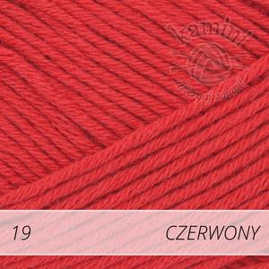 Safran 19 czerwony