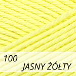 Catania 100 jasny żółty