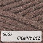 Sport Wool 5667 ciemny beż