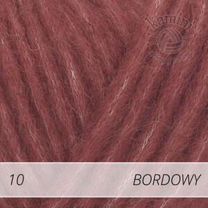 Wish 10 bordowy