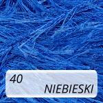 Samba 40 niebieski