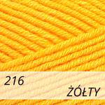 Cotton Gold 216 żółty