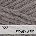 Sport Wool 922 szary beż