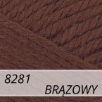Soft 8281 brązowy