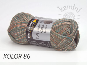 Soft Linen Mix Color 86