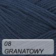 Supreme Cotton 08 granatowy
