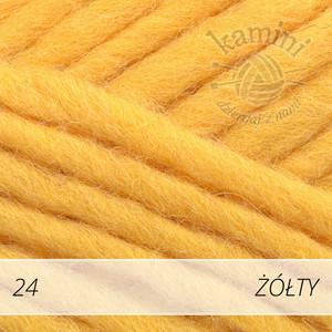 Eskimo 24 żółty