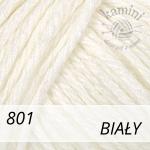 Baby Wool XL 801 biały