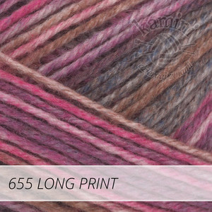 Fabel Long Print 655