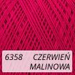 Maxi 6358 czerwień malinowa
