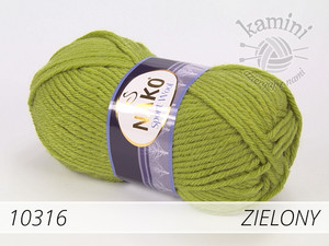 Sport Wool 10316 zielony