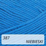 Bella 387 niebieski