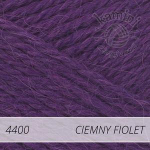 Alpaca 4400 ciemny fiolet