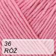 Jeans 36 róż
