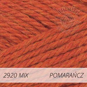 Nepal Mix 2920 pomarańcz