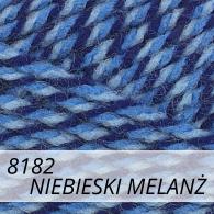 Bravo 8182 niebieski melanż
