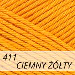 Catania 411 ciemny żółty