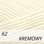 Cotton Gold 62 kremowy