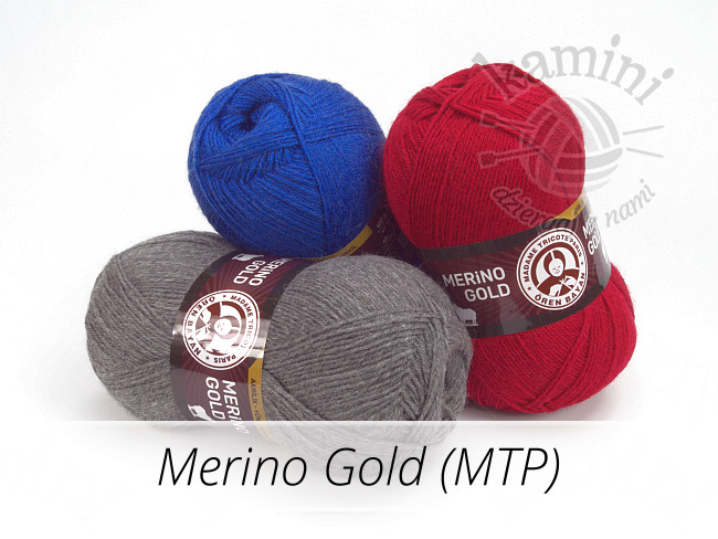 Merino Gold (Madame Tricote Paris)