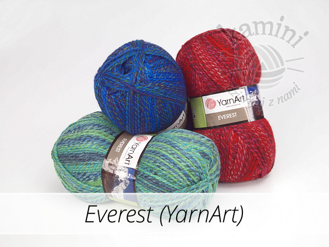 Everest (YarnArt)