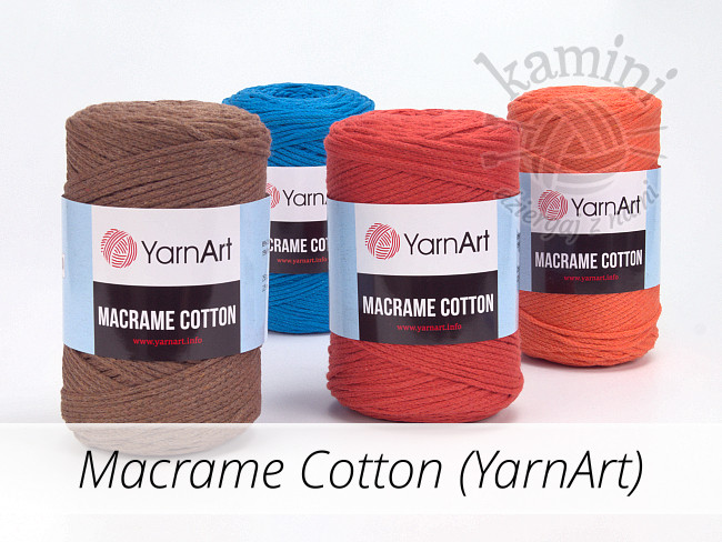 Macrame Cotton (YarnArt)